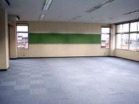 4号館パソコン教室 OAフロア